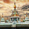 Temple Island. by Ian Gledhill