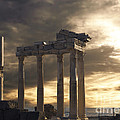 Temple Of Apollo In Side by Jelena Jovanovic