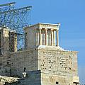 Temple Of Athena Nike by Grigorios Moraitis