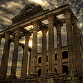 Temple Of Diana by Pablo Lopez