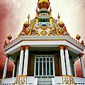 Temple Of Dramatic Art by Ian Gledhill