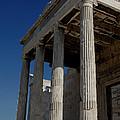 Temple Of The Athena Nike by Lorraine Devon Wilke