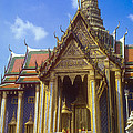 Temple Of The Emerald Buddha by Bob Phillips