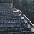 Temple Of The Inscriptions. Mexico by Everett
