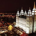 Temple Square by David Andersen