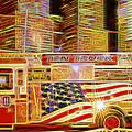 Ten Truck by Theodore Jones