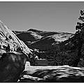 Tenaya Lake In Yosemite by Gene Norris