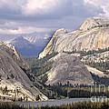 Tenaya Lake Yosemite by Chuck Spang