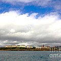 Tenby Under Clouds by Jeremy Hayden