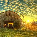 Tennesee Sunrise by  Caleb McGinn