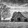 Tennessee Barn by Diana Powell