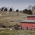 Tennessee Farmstead by Heather Applegate