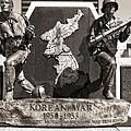 Tennessee Korean War Memorial by Dan Sproul