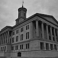 Tennessee State Capitol Building by Steven Richman