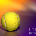 Tennis Ball by Olivier Le Queinec