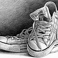 Tennis Shoes by Brian Winget