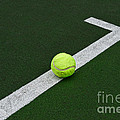 Tennis - The Baseline by Paul Ward