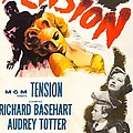 Tension, Us Poster, From Top Audrey by Everett
