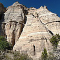 Tent Rocks 1 by Lovina Wright