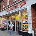 Tenterden Woolworths Store by David Fowler