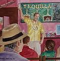 Tequilla Tasting At Puerto Vallarta Mexico by Frank Hunter