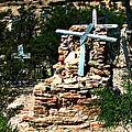 Terlingua Cross by Linda Cox