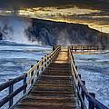 Terrace Boardwalk by Mark Kiver