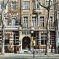 Terraced Houses In Kensington by Ian Cumming