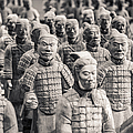Terracotta Army by Adam Romanowicz
