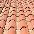 Terracotta Tiles by Roy Pedersen
