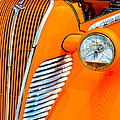 Terraplane Grille by Carolyn Marshall