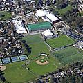 Terrence Murray Baseball Stadium by Dave Cleaveland