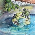 Terrific Turtle by Debbie Lewis