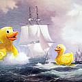 Terror On The High Seas II by David Irvine