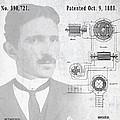 Tesla A / C Current Patent Art 1888 by Daniel Hagerman