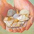 Tesori Del Mare - Treasures Of The Sea by Robie Benve