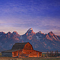 Teton Sunrise by Darren  White