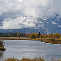 Tetons by G Berry