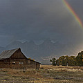Teton's Pot Of Gold by Wes and Dotty Weber