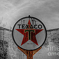 Texaco by Hilton Barlow