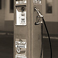 Tokheim Gas Pump 2 by Mike McGlothlen