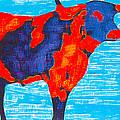 Texan Longhorn by Robert Margetts