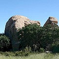 Texas Canyon Megaliths  by Joe Kozlowski