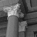 Texas Capitol Detail by Jim Smith