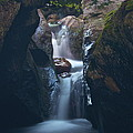 Texas Falls Vermont by Amazing Jules