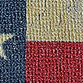 Texas Flag by Bill Owen