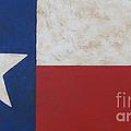 Texas Flag by Jimmie Bartlett