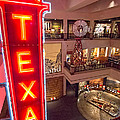 Texas In Lights by Tim Stanley