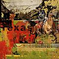 Texas Rodeo by Corporate Art Task Force