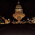 Texas State Capital by John Telfer